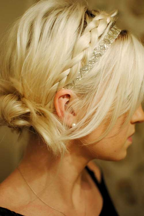 Amazing Braided Hair Updos for Long Hair