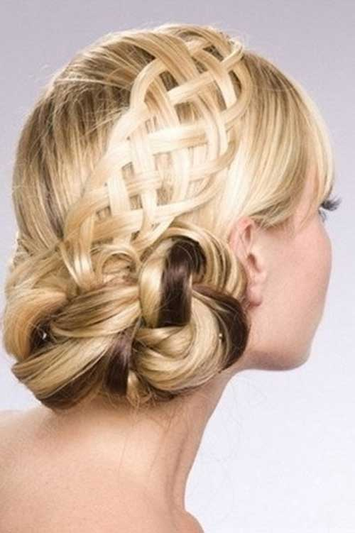 Nice Braided Wedding Hairstyles Trends