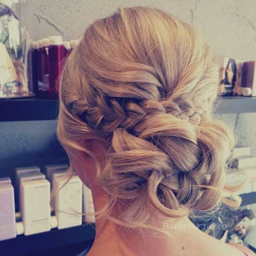 Best Brides With Sass Hair Styles