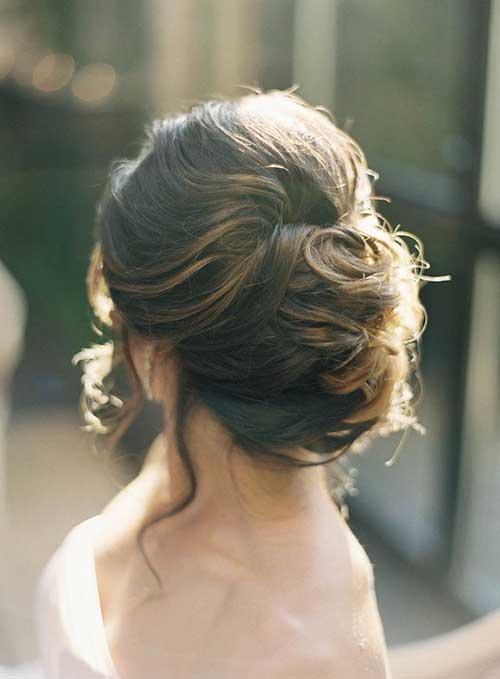 Best Bun Wedding Hair Dos