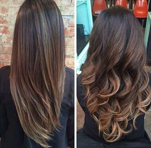 Best Caramel Balayage Highlights