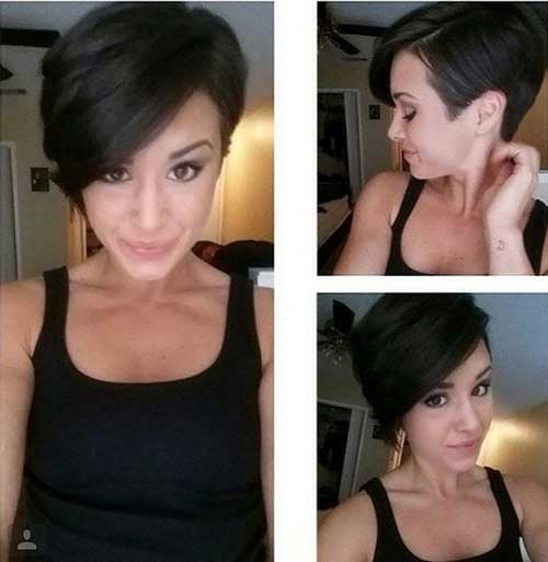 Cute Pixie Styles for Girls
