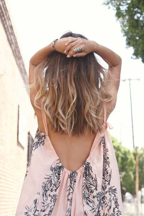 Cutest Medium Long Hair for Girls 2014-2015