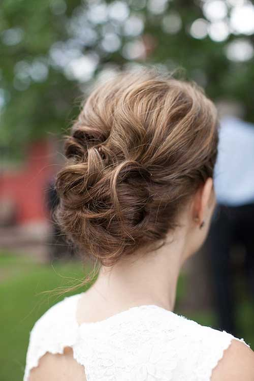 Simple Easy Updo for Long Hair