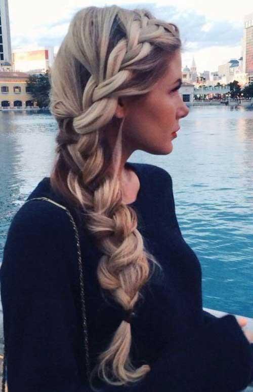 Cute Elsa Braid for Women