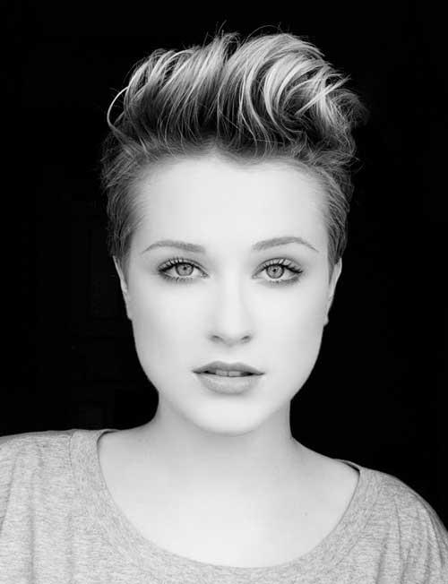 Evan Rachel Wood Pixie Hair