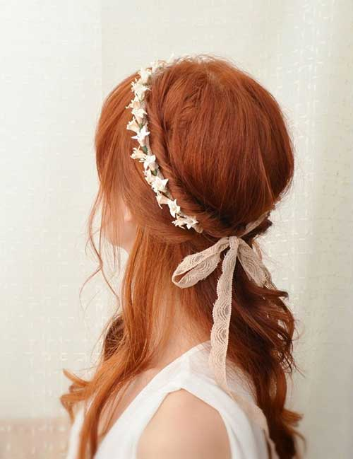 Best Flower Crown for Wedding