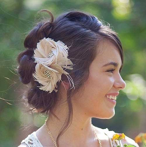 Best Wedding Flower Hair Accessories
