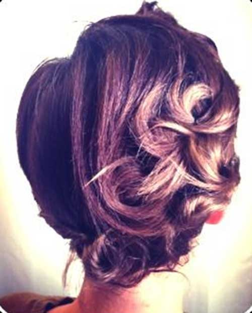 Best Hair Ups for Short Hair