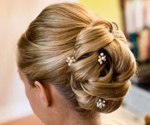 Best 25 Wedding Hairstyles Ideas On Pinterest: 25 Good Bun Wedding Hairstyles