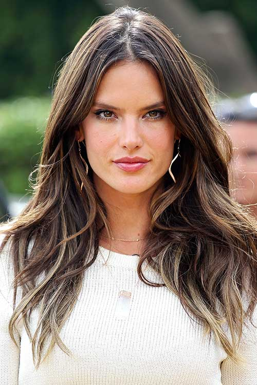 Hairstyles for Summer Long Hair 2014-2015