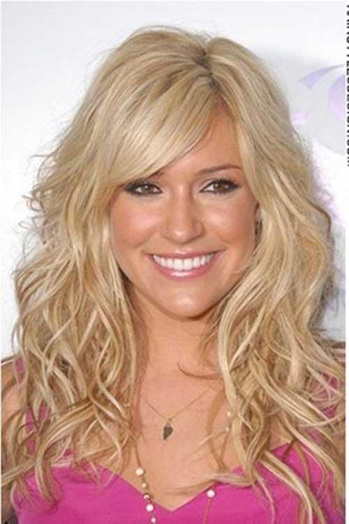 Kristin Cavallari Cute Hairstyles