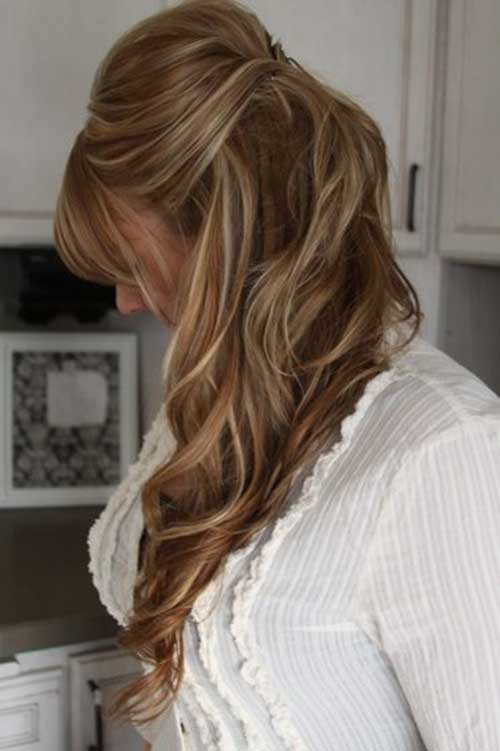 Best Light Brown Hair with Highlights