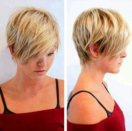 Long Pixie Ideas for Women 2015