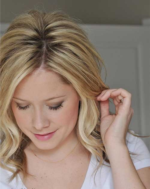 Beauty Medium Haircut Ideas