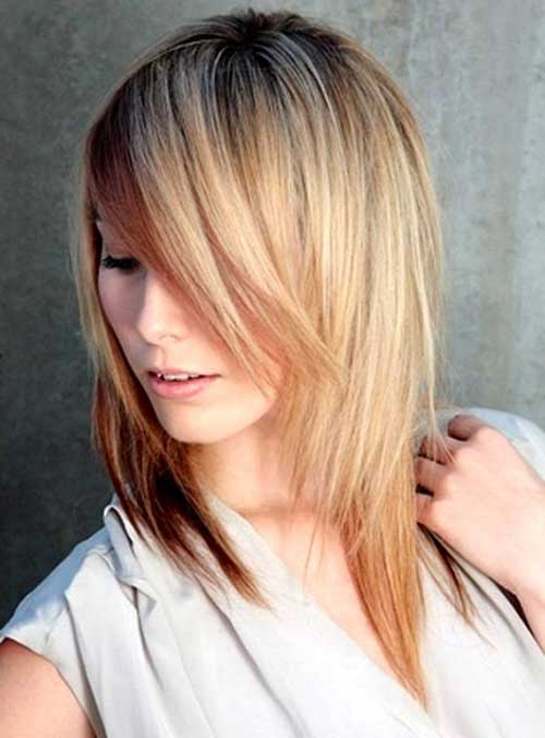 Medium Length Alternative Hairstyles for Girls