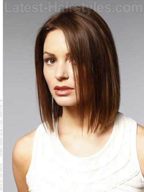 Chic Medium Length Bob Hairstyles