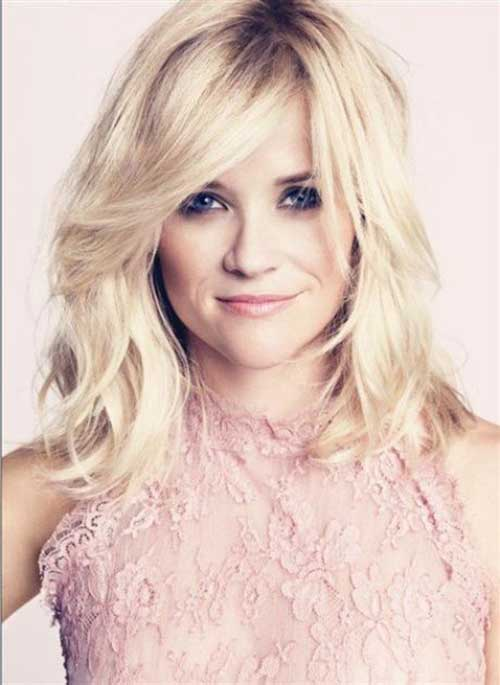 Reese Witherspoon Medium Length Hair Ideas