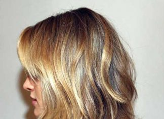 Popular Medium Length Layered Haircut