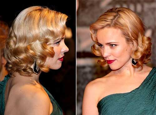 Best Pin Up Curls
