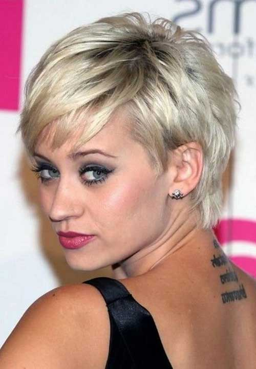 20 Short Pixie Hair Hairstyles And Haircuts Lovely Hairstylescom