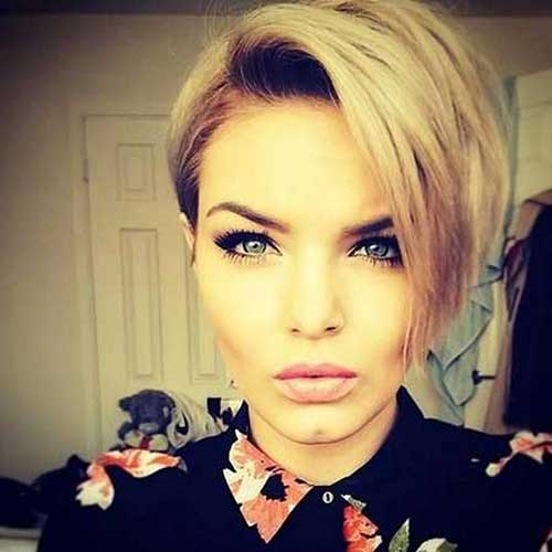 Pixie Style Haircut 2015