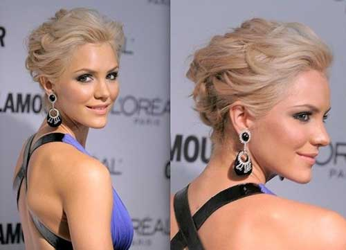Best Prom Updos for Short Hair