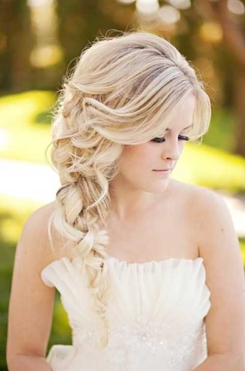 Rapunzel Wedding Hairstyles