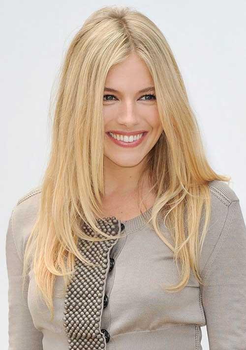 Sienna Miller Hair Styles