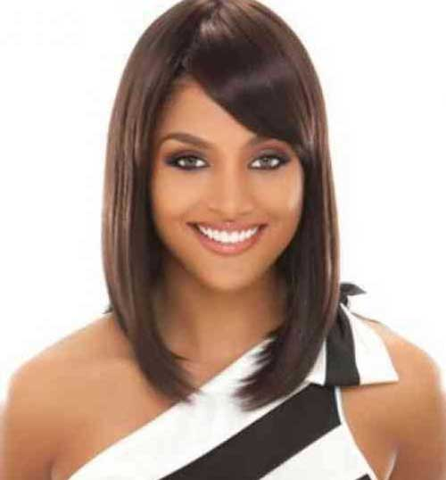 Best Straight Hairstyles with Bangs