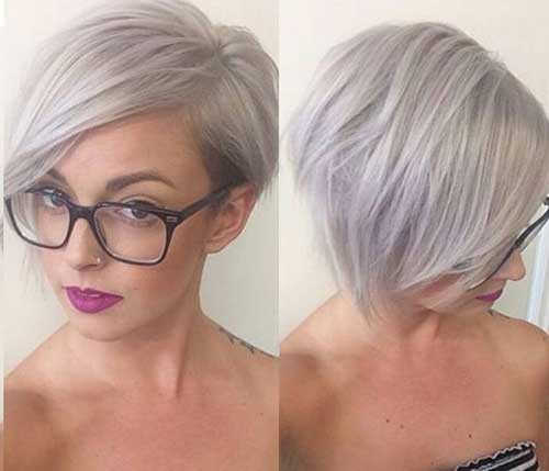 Undercut Pixie Hairstyles Long Bangs