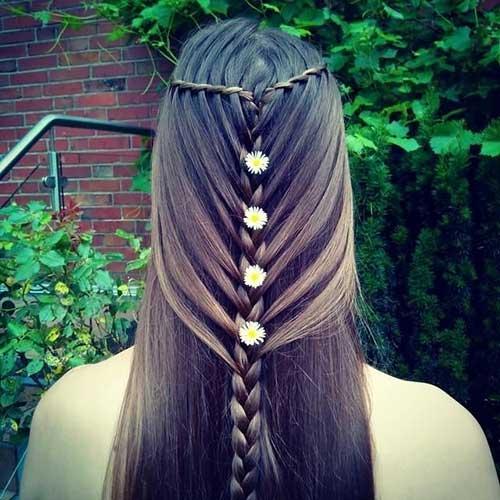 Best Waterfall Twists into Mermaid Braid