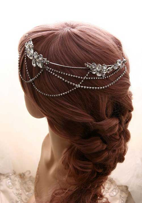 Bohemian Wedding Accessories Hair