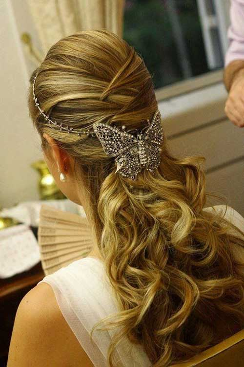 Beautiful Wedding Accessories for Hair