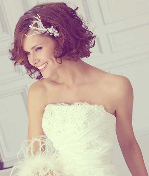 Wedding Hairstyles Short: 20 New Wedding Styles For Short Hair
