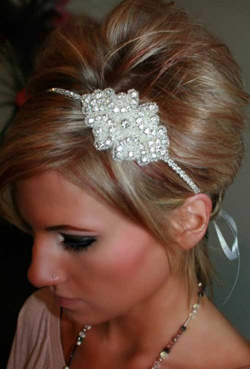 Flower Wedding Head Pieces