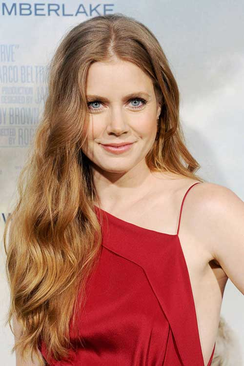 Celebrity Long Hairstyles 2015-11