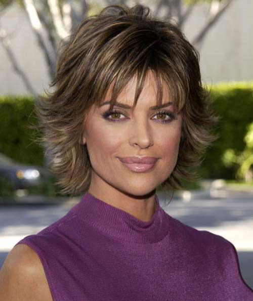 Lisa Rinna Haircuts-14