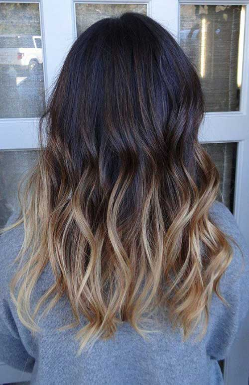 Hair Colors for 2015-15
