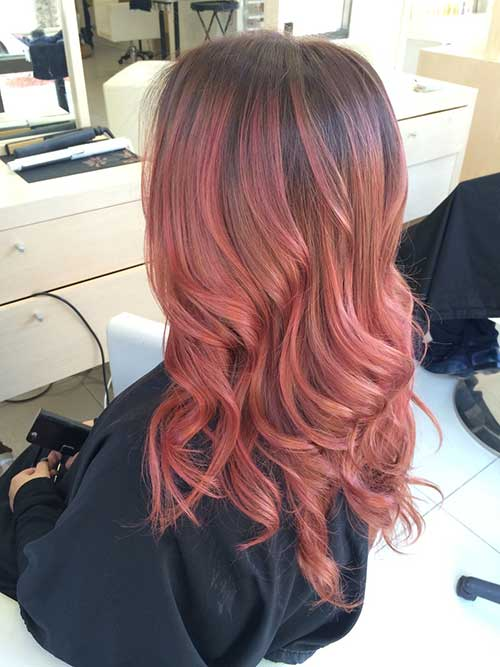 Hair Colors for 2015-18