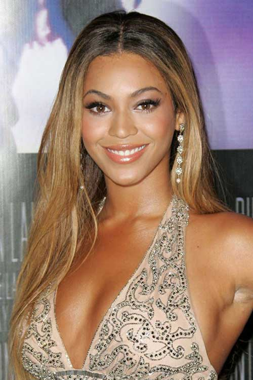 Celebrity Long Hairstyles 2015-19