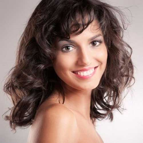 layered haircuts for wavy hair 35 new curly layered hairstyles hairstyles amp haircuts 1615