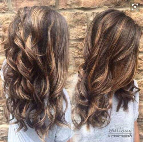 Hair Colors for 2015-21