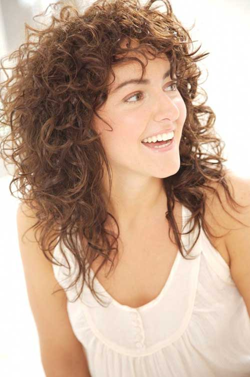 layered haircuts for curly hair with bangs 35 new curly layered hairstyles hairstyles amp haircuts 4653