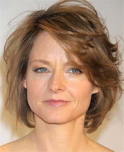 Haircut for Women Over 40