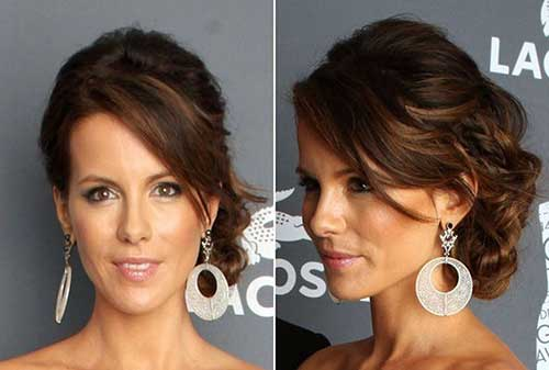 Hairstyle for Bangs