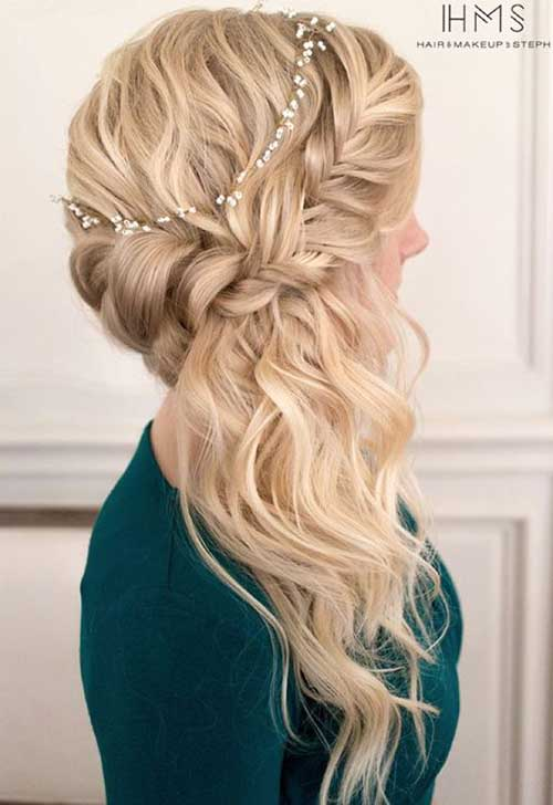 Wedding Hair Styles for Long Hair-10