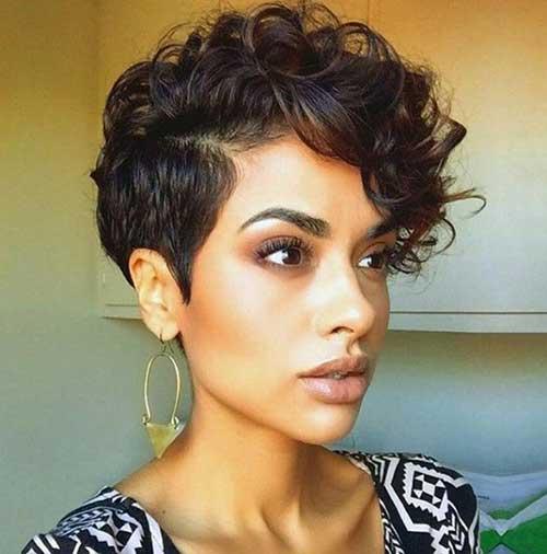 Long Pixie Haircut for Thick Hair-11