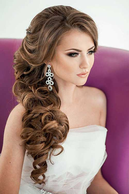 Wedding Hair Styles for Long Hair-11