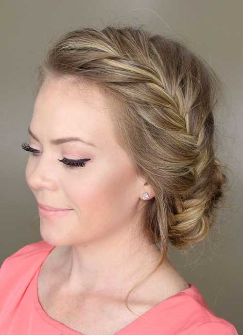 Fishtail Braids Hairstyles-13